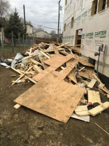Tricounty Area Site Clean Ups